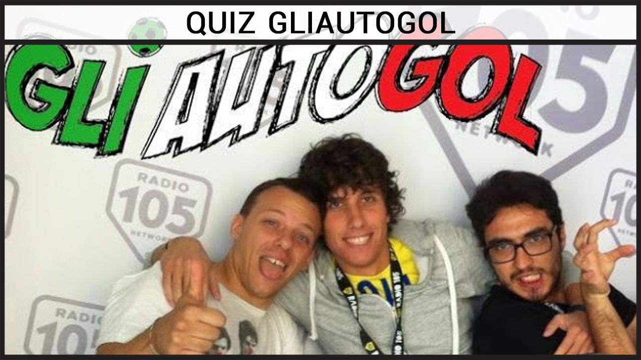 Quiz su GliAutogol