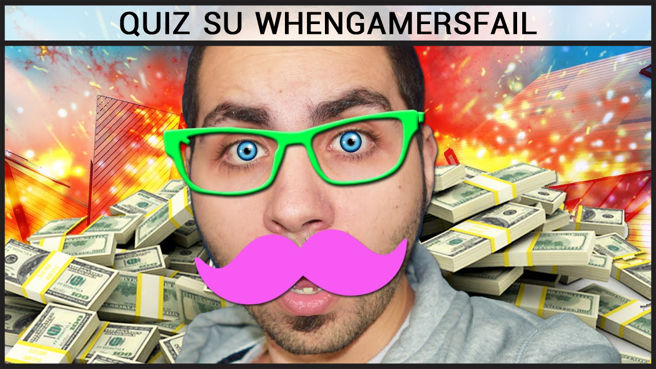 Quiz su WhenGamersFail