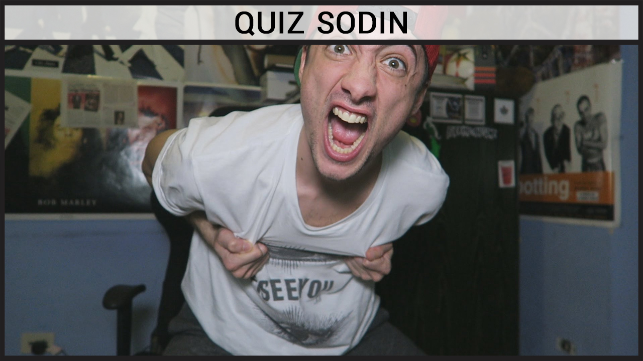 Quiz su Sodin