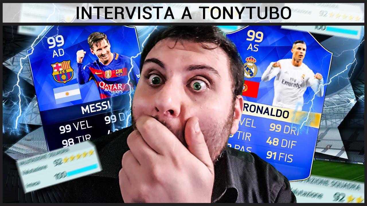 Intervista a TonyTubo