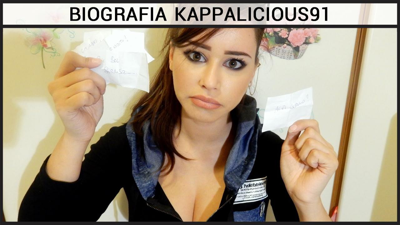 Biografia Kappalicious91