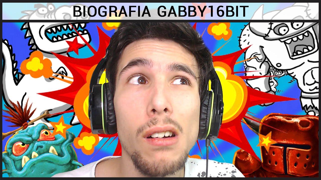 Biografia Gabby16bit