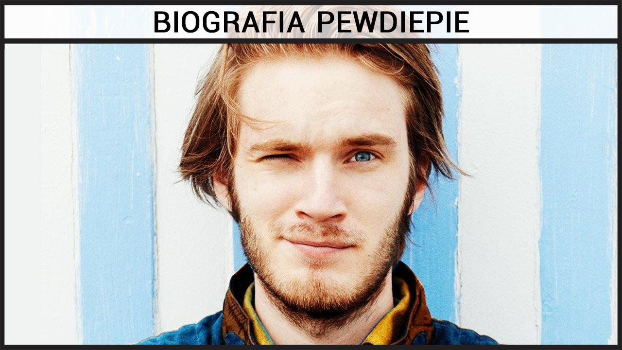 Biografia PewDiePie