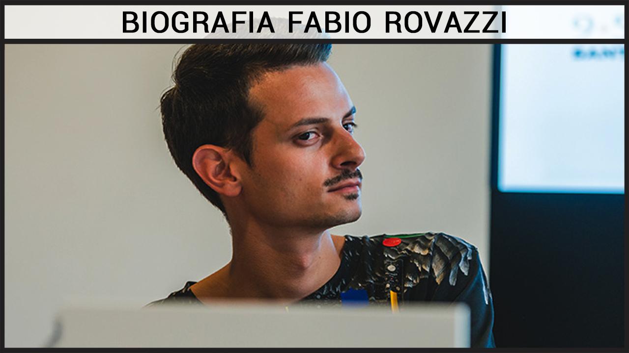 Biografia Fabio Rovazzi