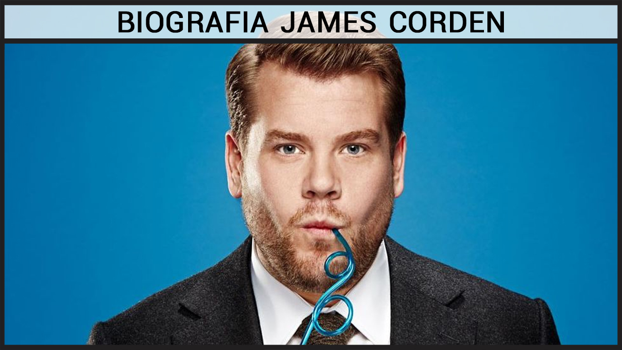 Biografia James Corden