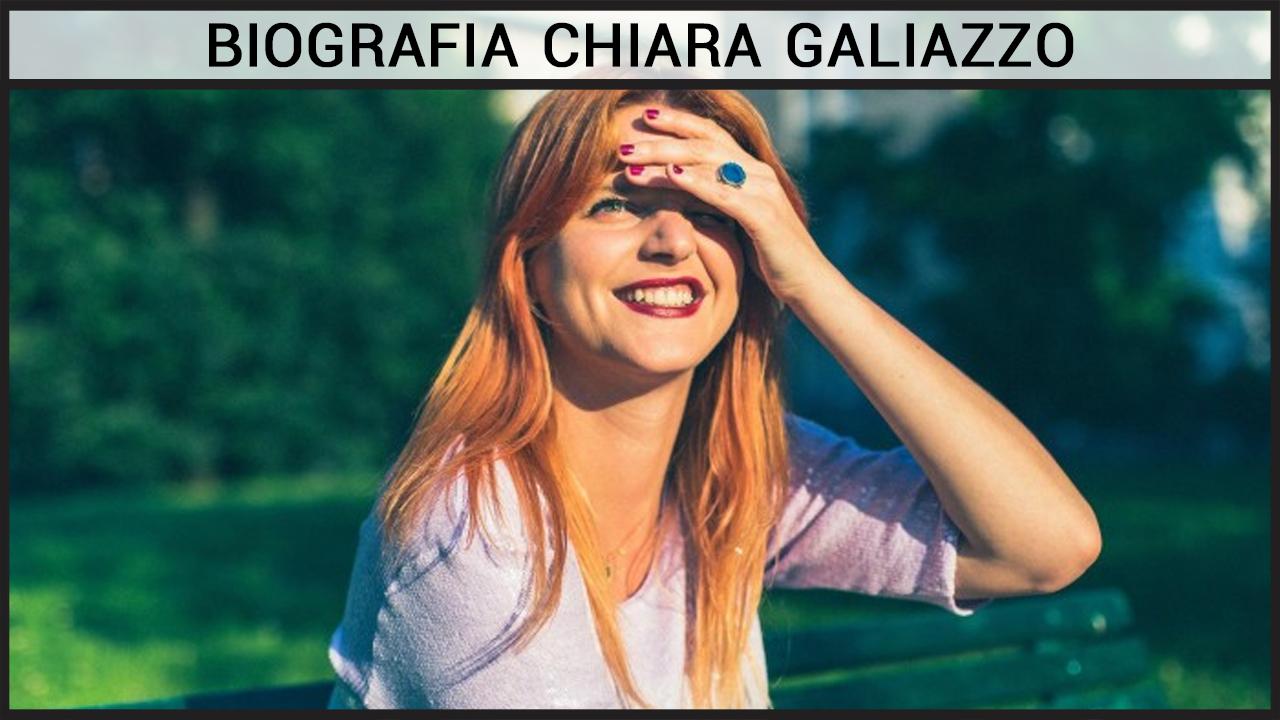 Biografia Chiara Galiazzo
