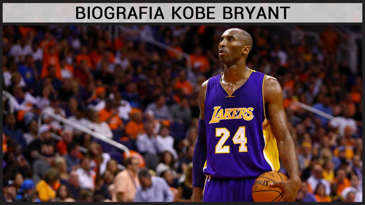 Biografia Kobe Bryant