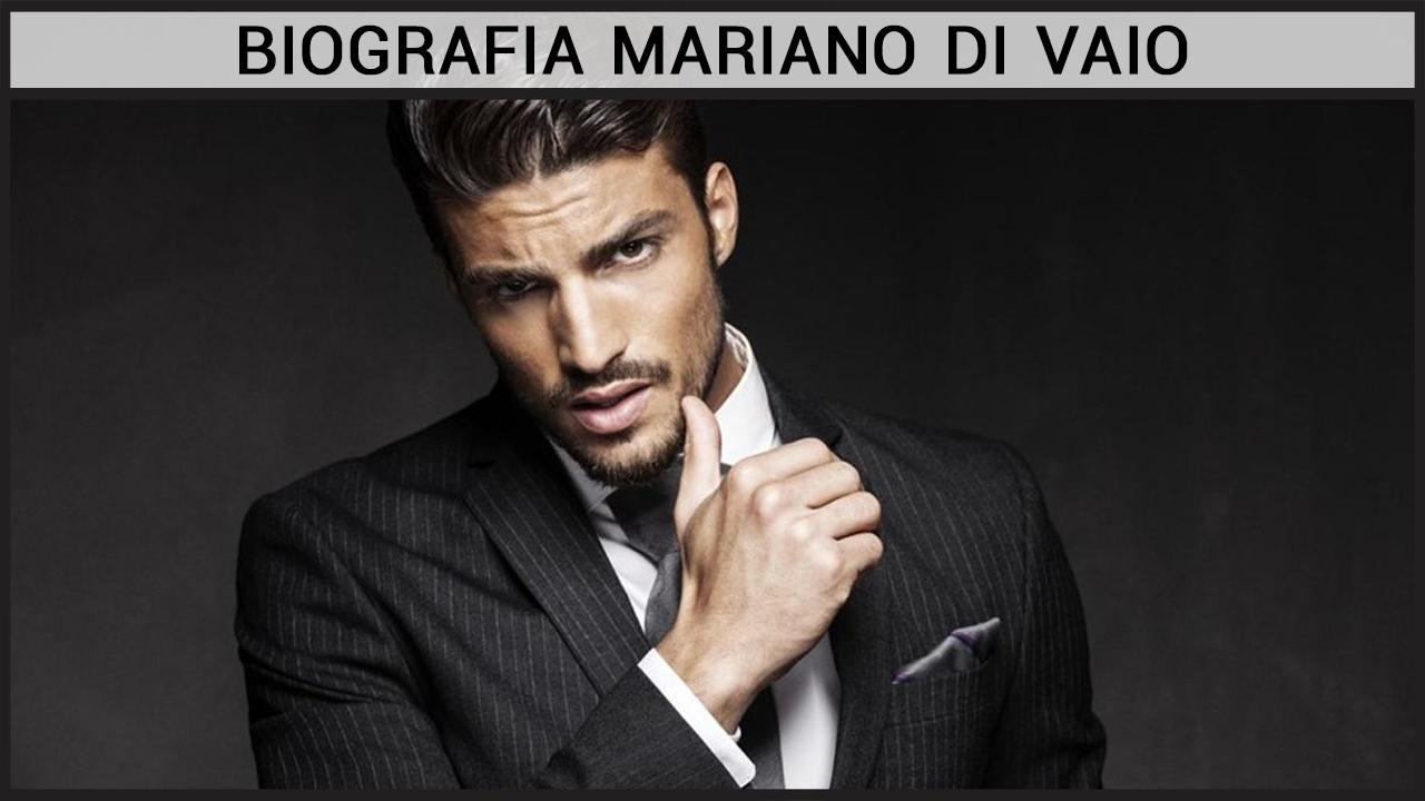 Biografia Mariano Di Vaio