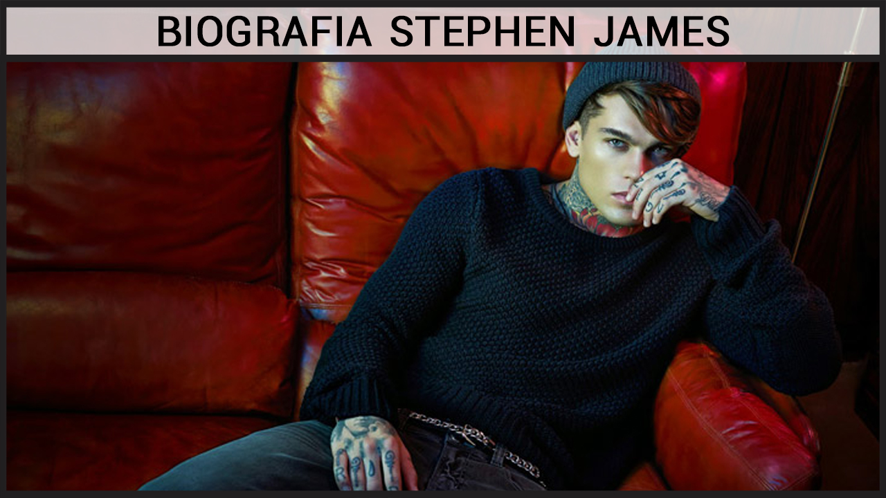 Biografia Stephen James