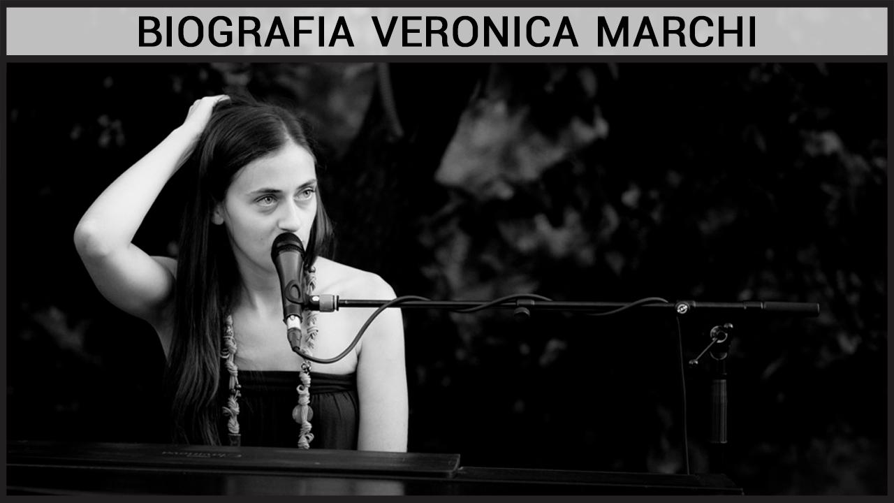 Biografia Veronica Marchi