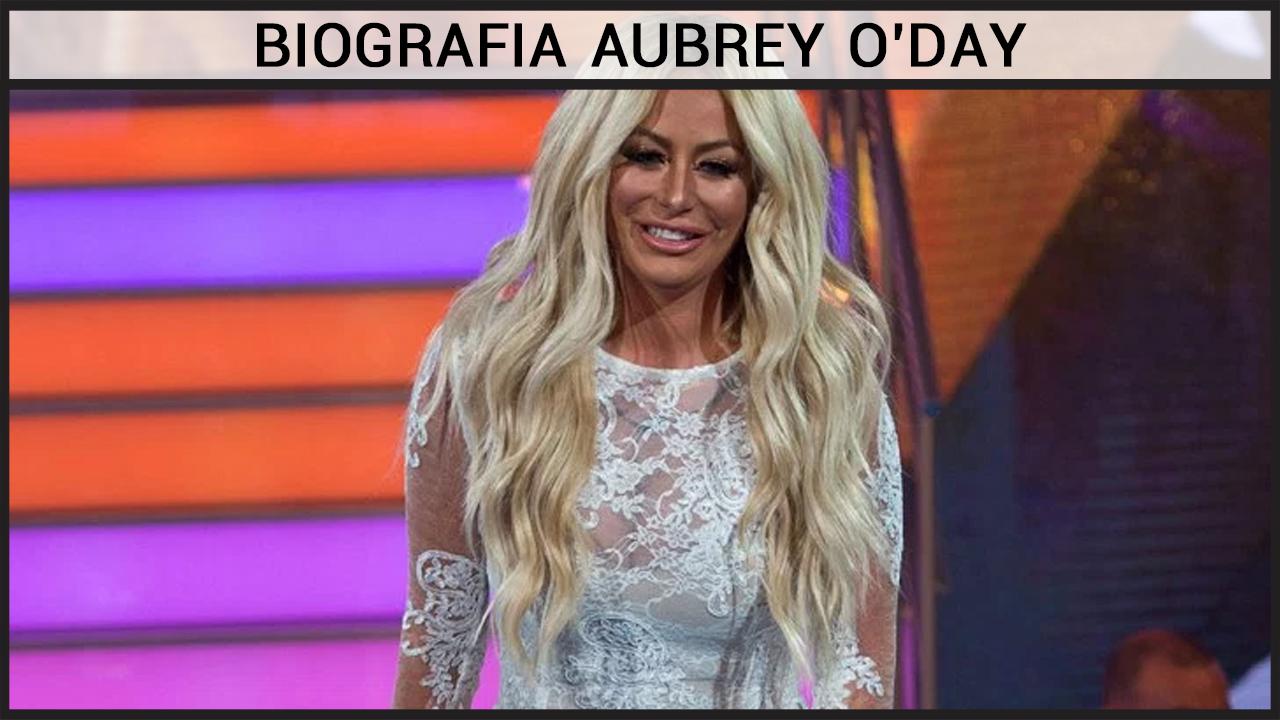 Biografia Aubrey O'Day