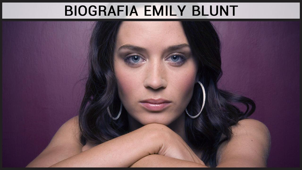 Biografia Emily Blunt