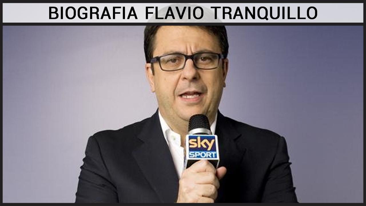 Biografia Flavio Tranquillo