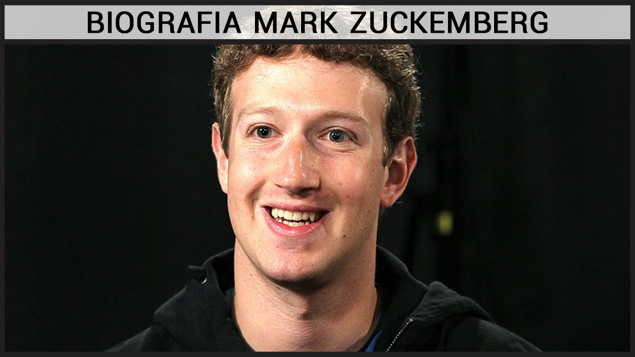 Biografia Mark Zuckemberg