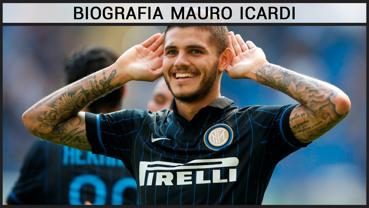 Biografia Mauro Icardi