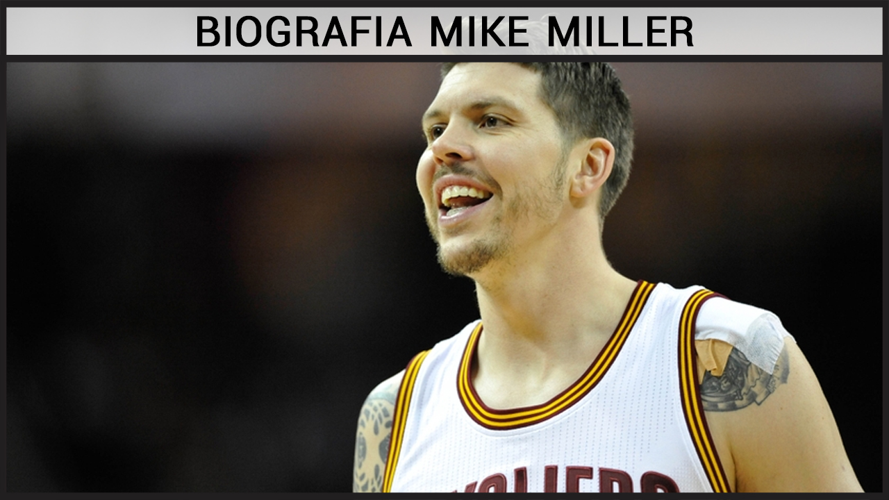 Biografia Mike Miller