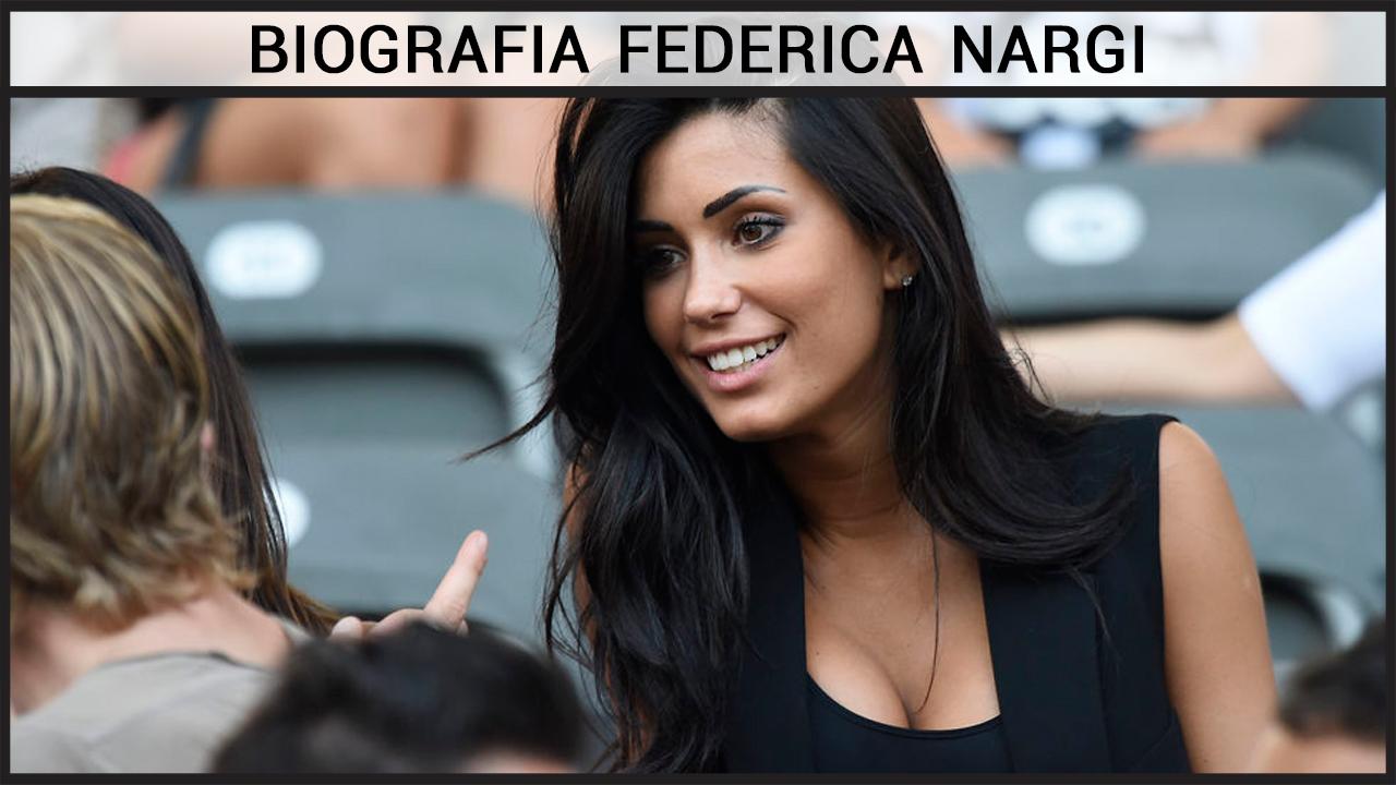 Biografia Federica Nargi