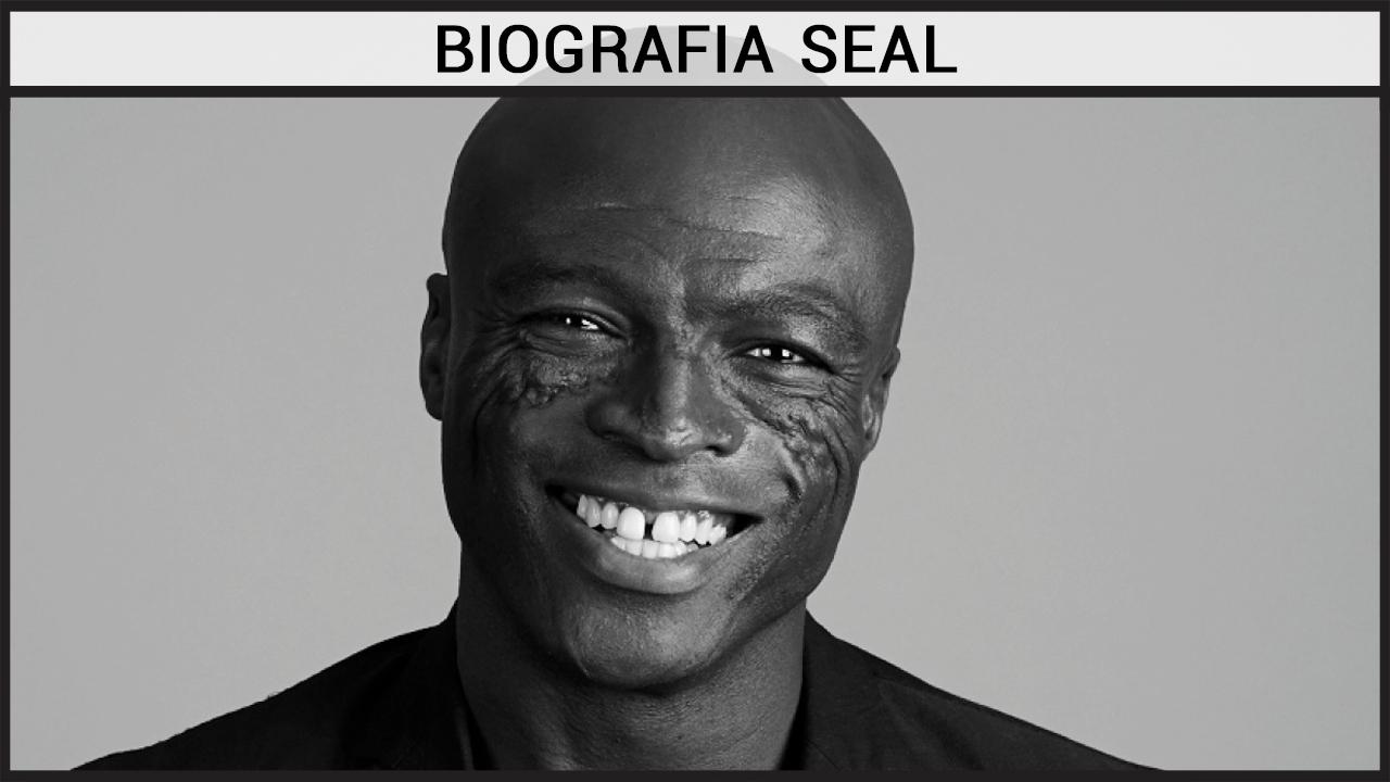 Biografia Seal