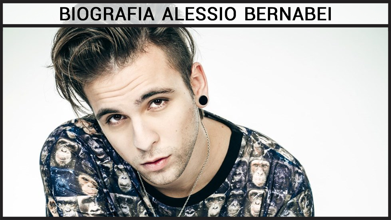 Biografia Alessio Bernabei
