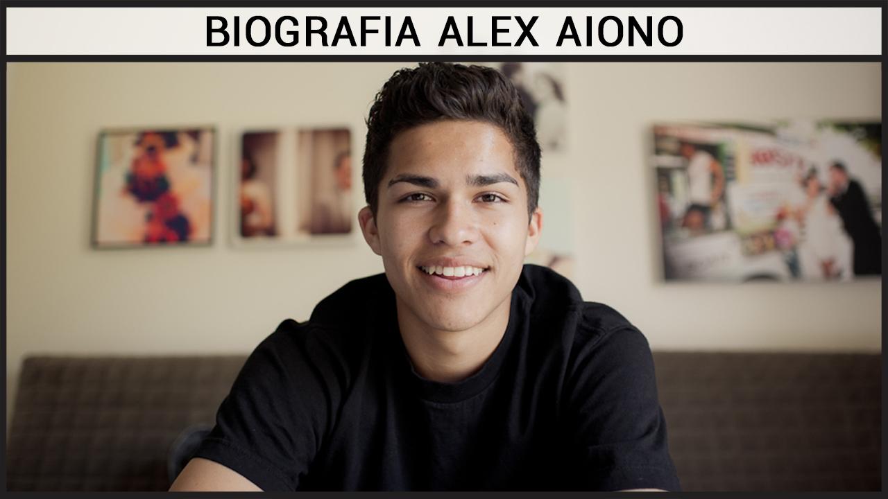 Biografia Alex Aiono