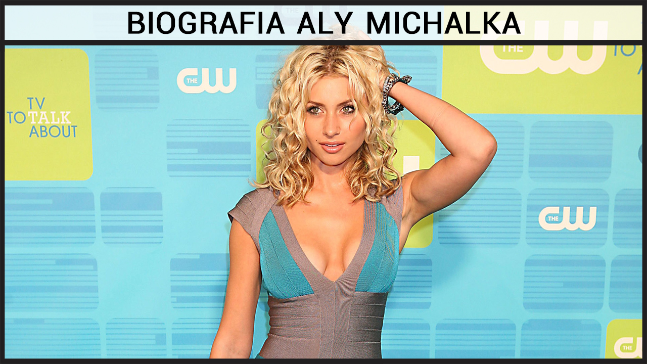 Biografia Aly Michalka
