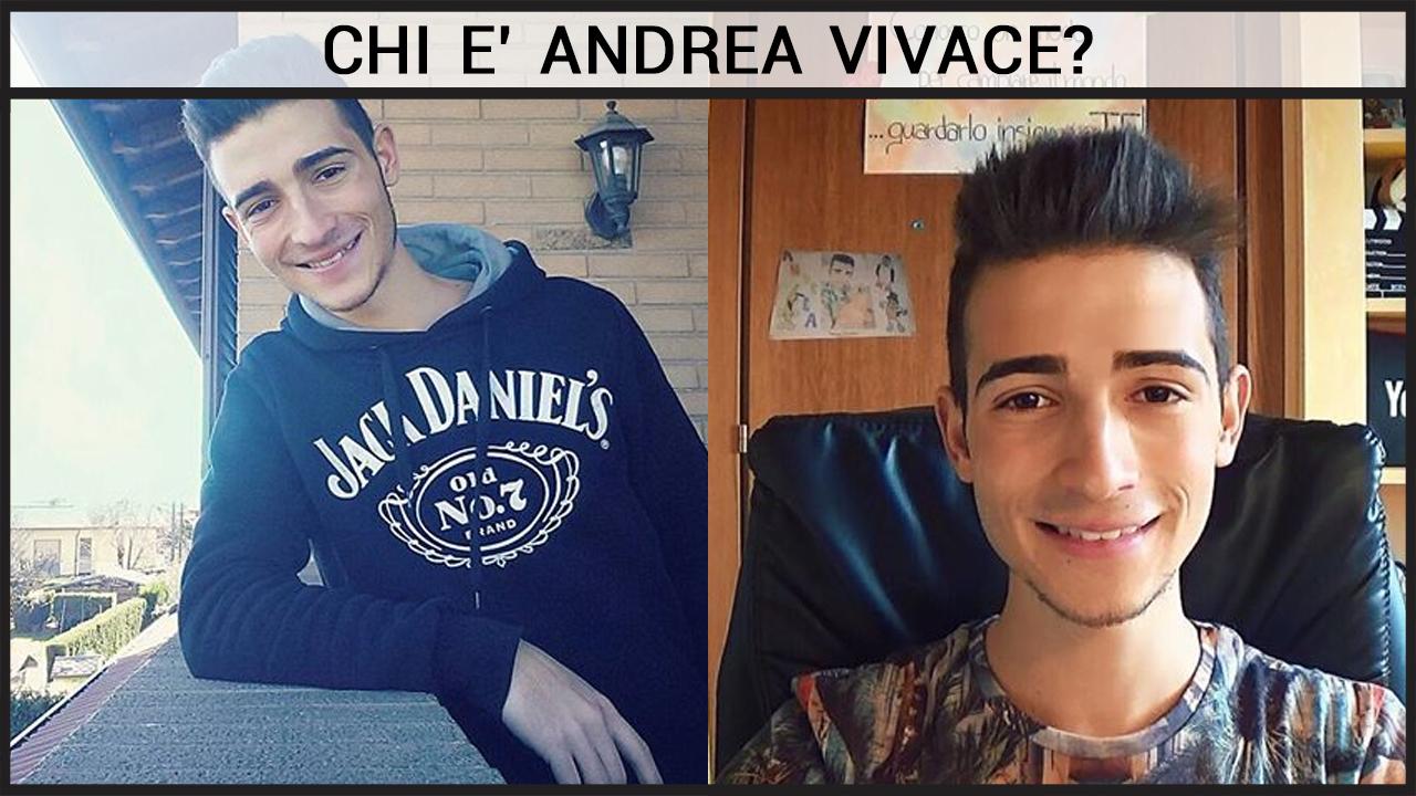 Chi è Andrea Vivace?