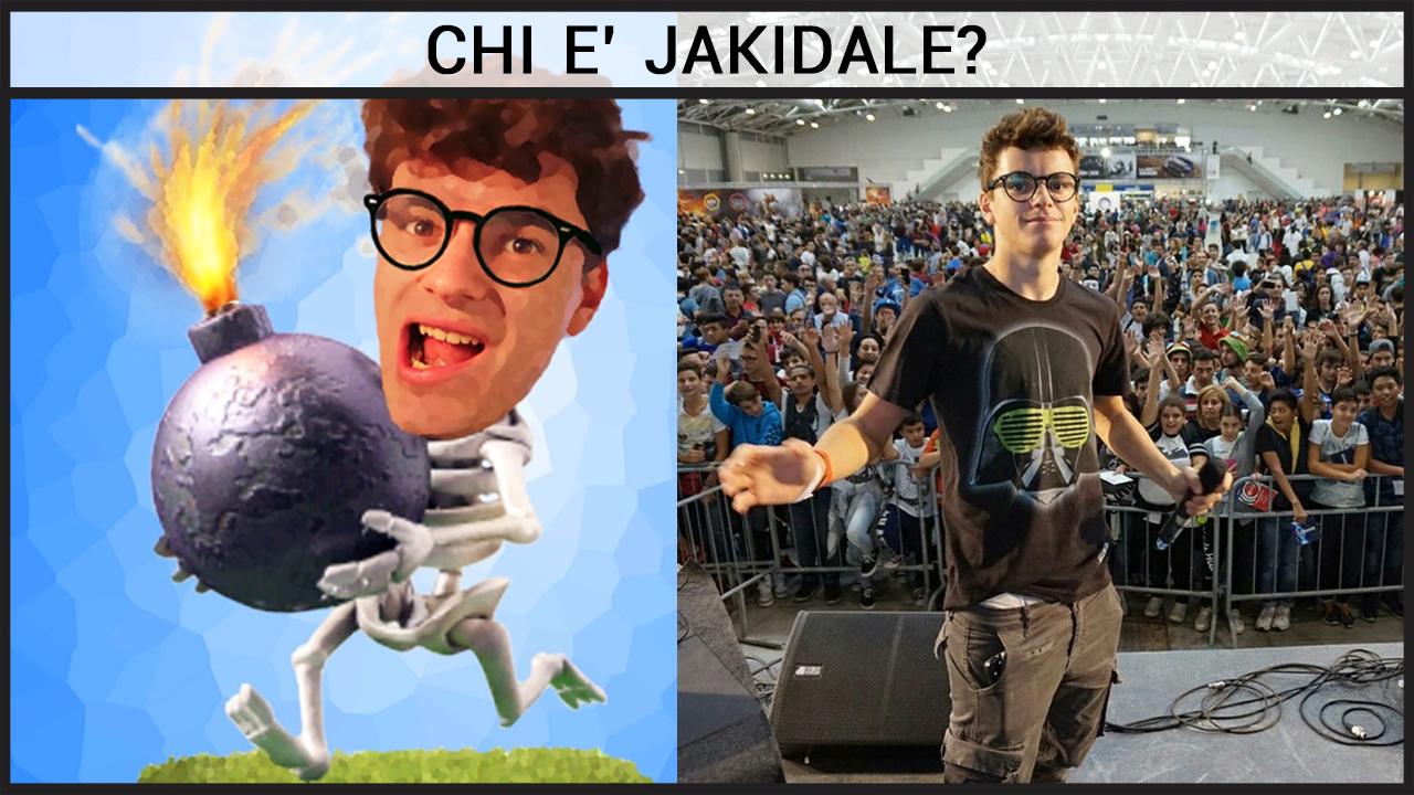 Chi è JakiDale?