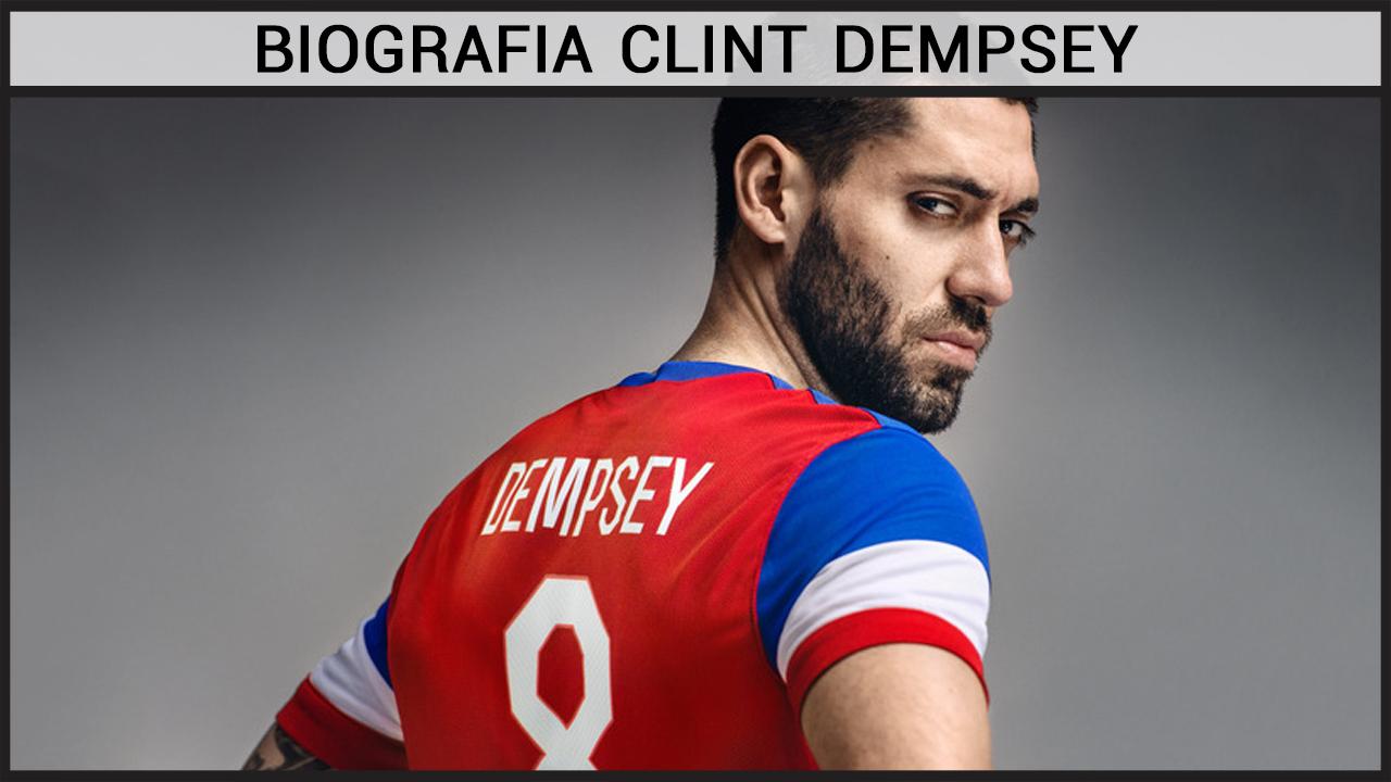 Biografia Clint Dempsey
