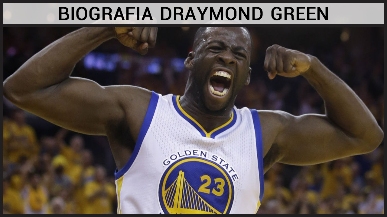 Biografia Draymond Green
