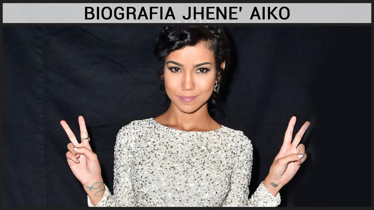 Biografia Jhenè Aiko
