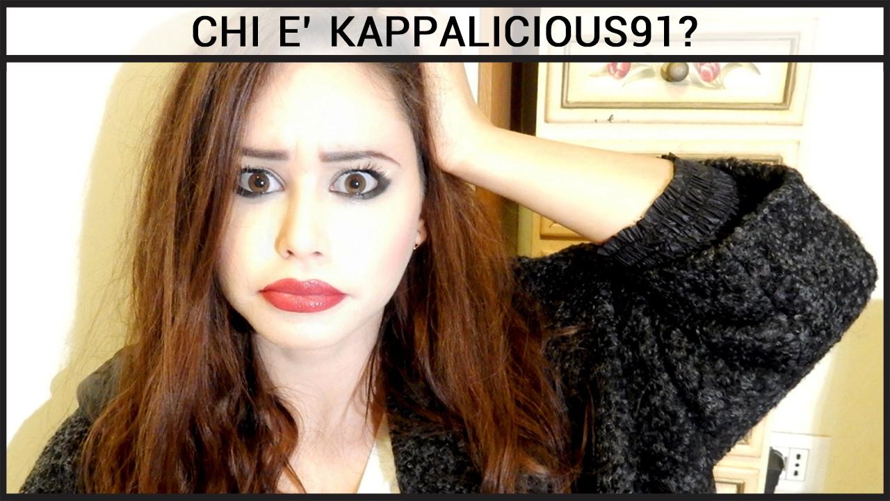 Chi è Kappalicious91?