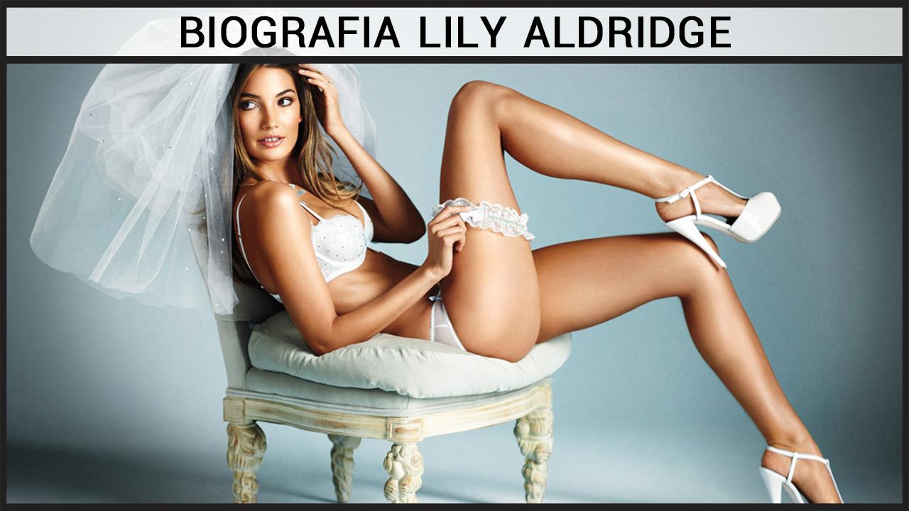 Biografia Lily Aldridge