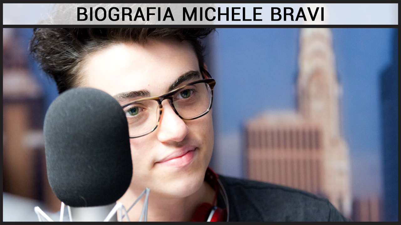 Biografia Michele Bravi