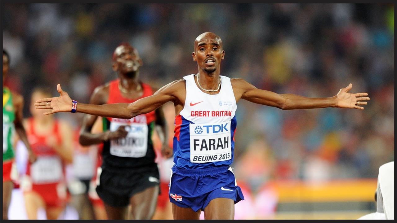 Biografia Mo Farah
