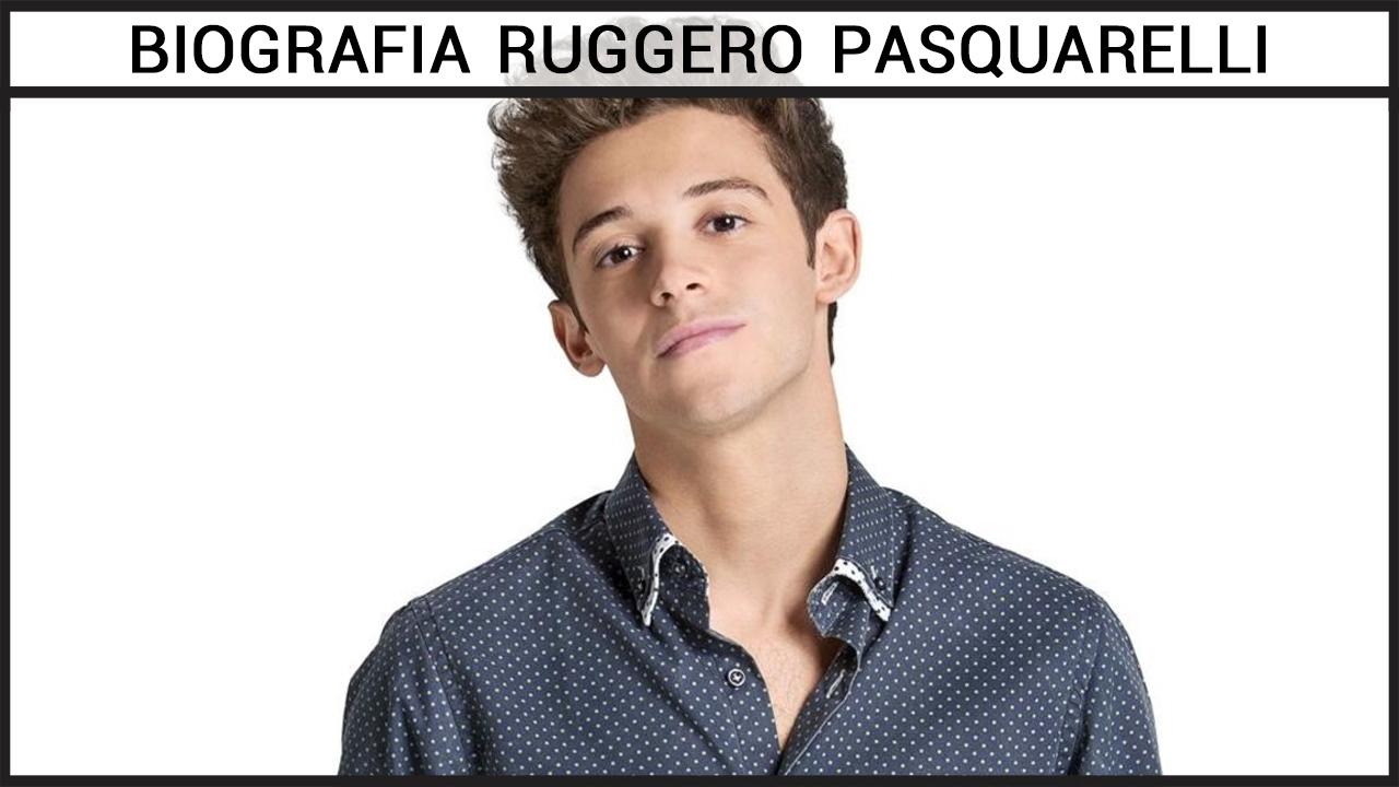 Biografia Ruggero Pasquarelli