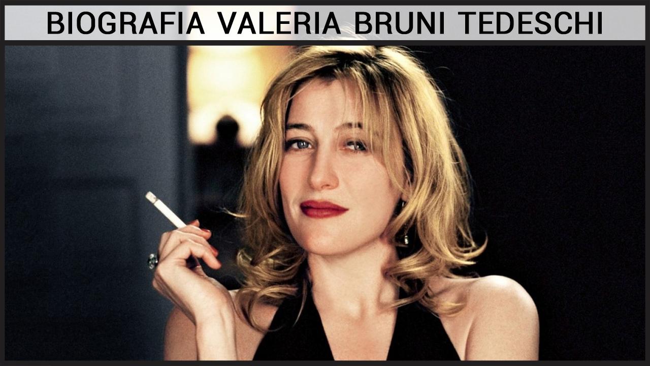 Biografia Valeria Bruni Tedeschi