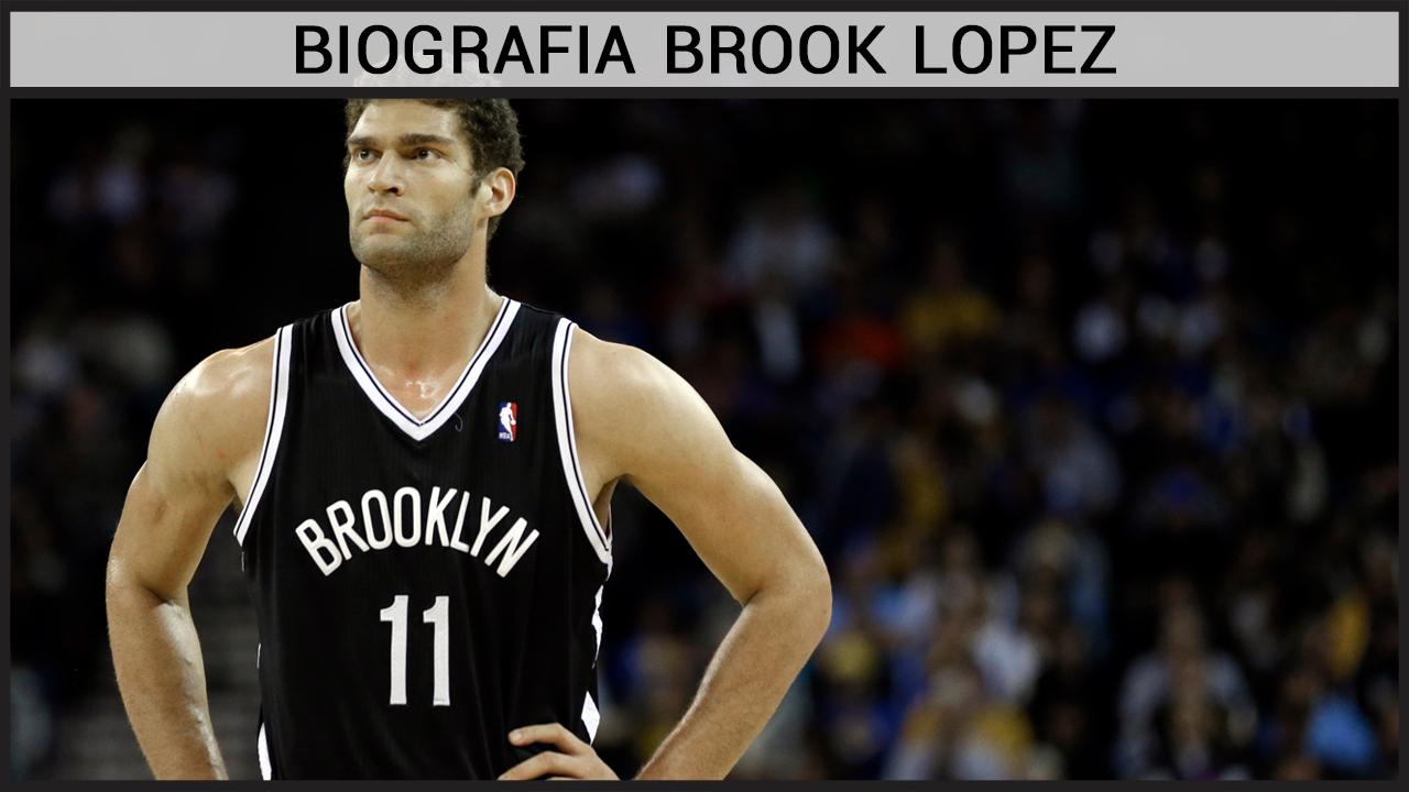 Biografia Brook Lopez