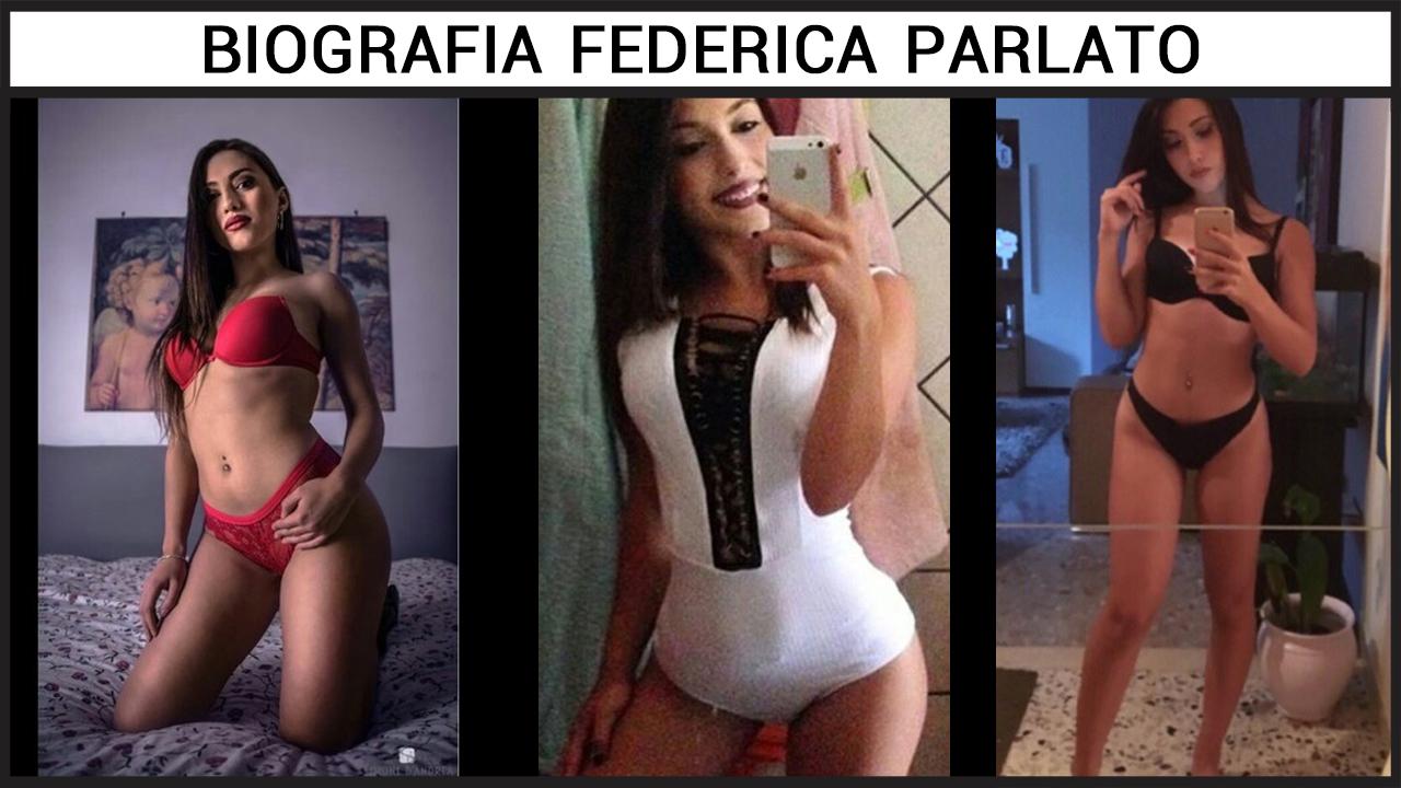 Biografia Federica Parlato