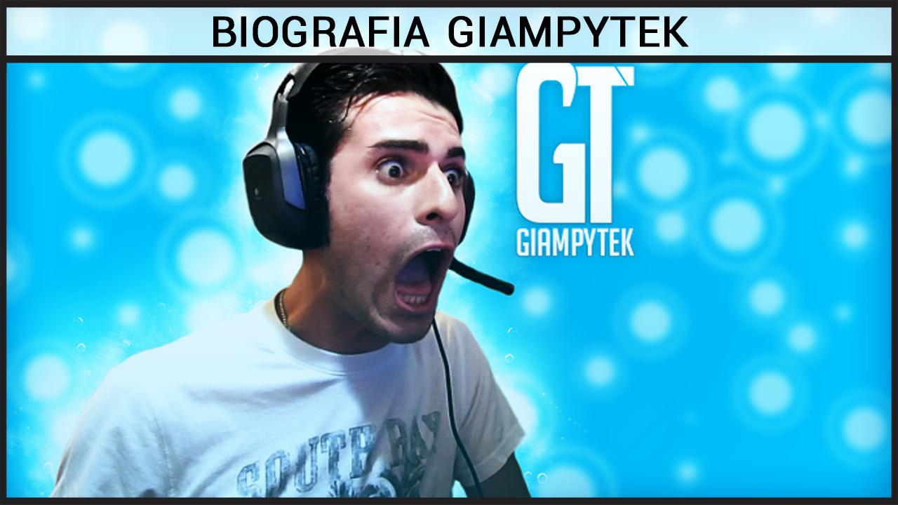 Biografia GiampyTek