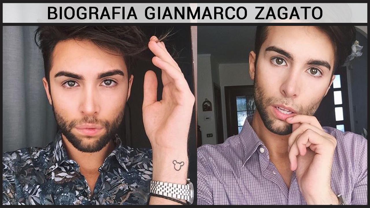Biografia Gianmarco Zagato
