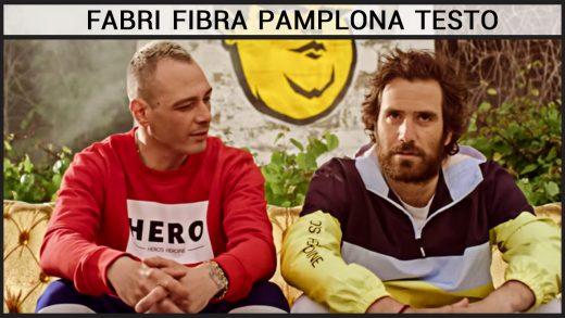 Fabri Fibra Pamplona Testo