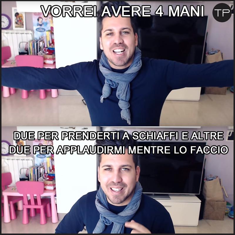 Meme su Youtube Italia - brazo 1