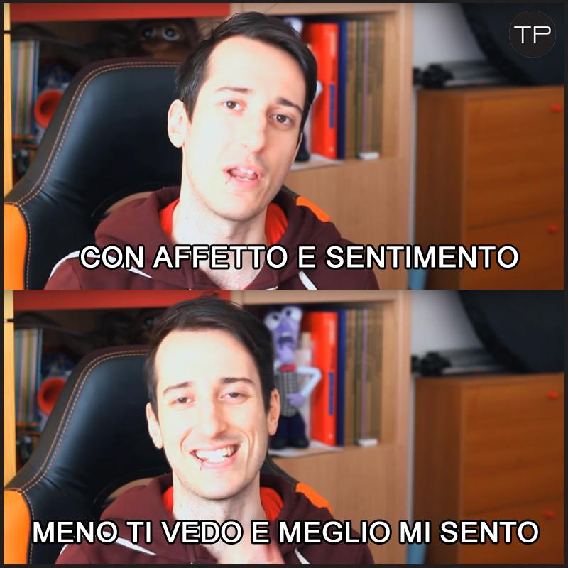 Meme su Youtube Italia - ilvostrocarodexter 3