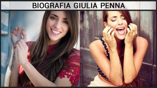 Biografia Giulia Penna