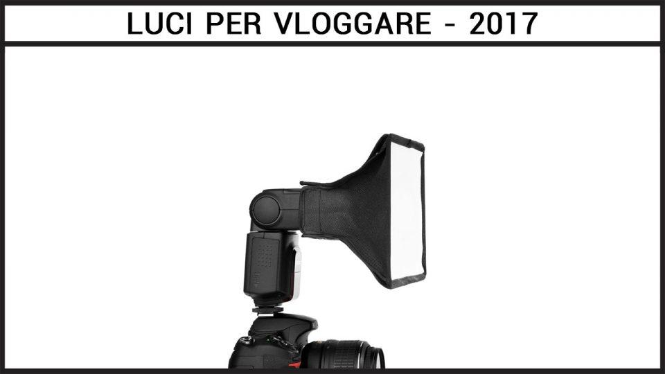 illuminazione video portatile