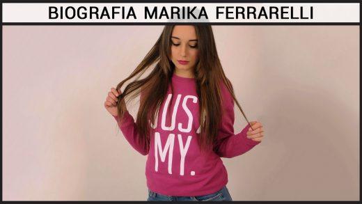 Biografia Marika Ferrarelli