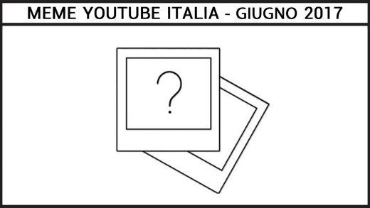meme su youtube italia