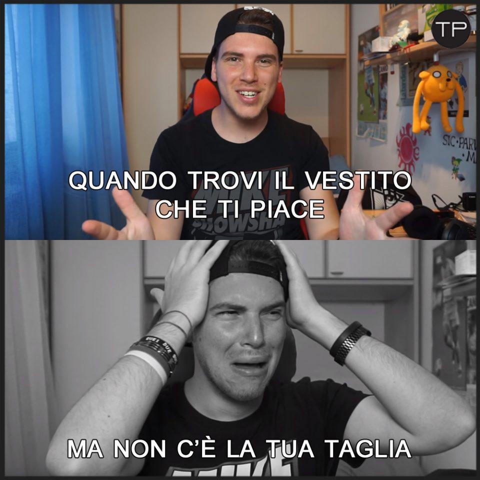 Meme su Youtube Italia - mikeshowsha 1