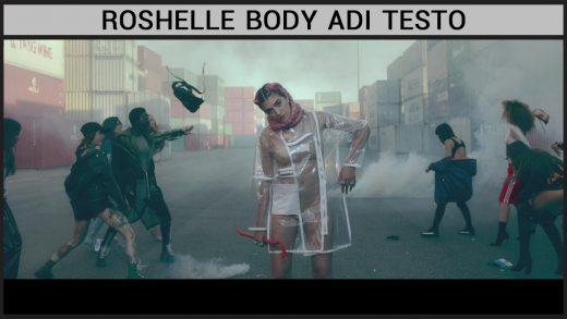 Roshelle Body Adi testo