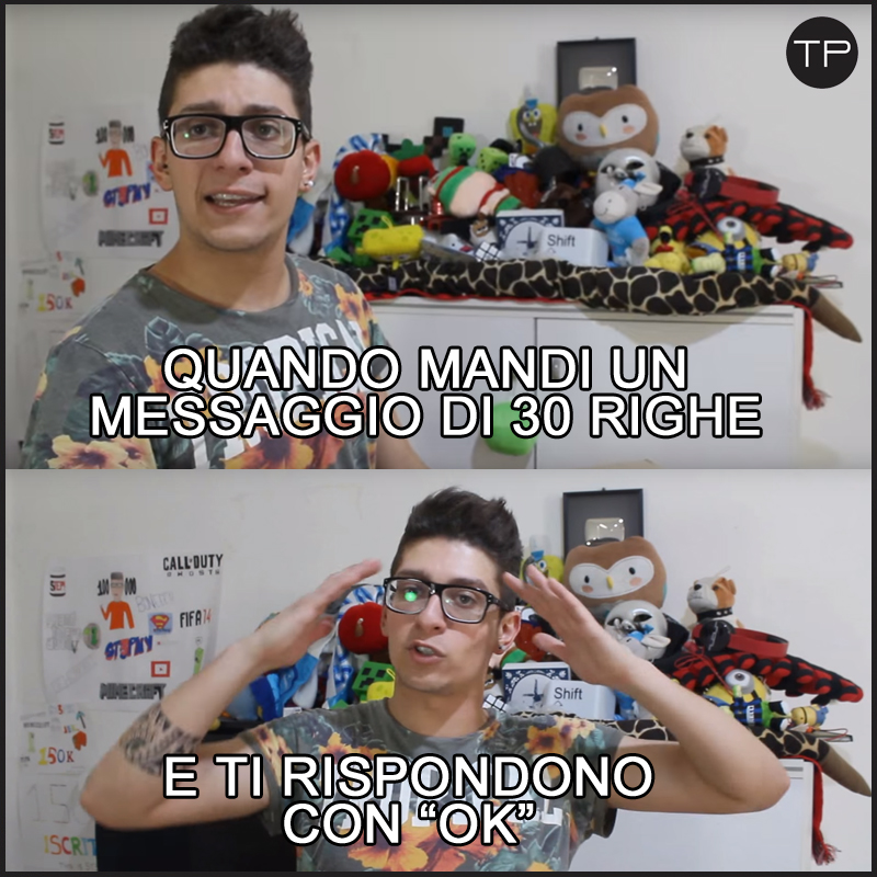 Meme su Youtube Italia - stepny 4